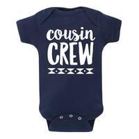 Cousin Crew Wt - Infant One Piece