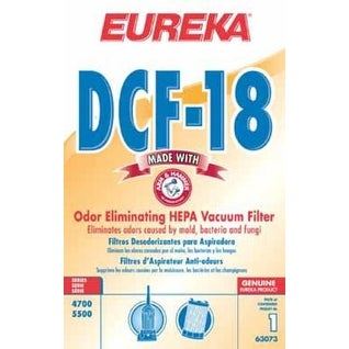 Eureka 63073A2 Hepa Filter With Arm & Hammer
