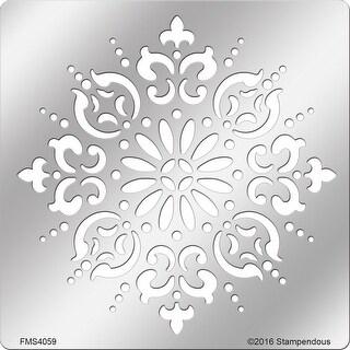 Stampendous Metal Stencil-Mandala