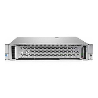 HP ProLiant DL180 G9 2U Rack Server ProLiant DL180 Gen9 E5-2620v4 8GB-R P440 8SFF 900W PS Server/S-Buy