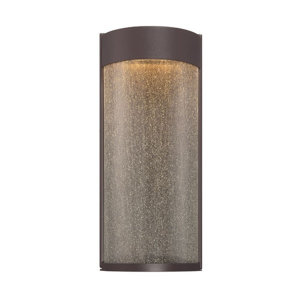 """Modern Forms WS-W2416 Rain 16"""" Indoor / Outdoor Dimmable LED ADA Compliant Wall Light - N/A"""