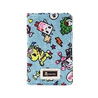 Tokidoki Denim Daze Small Bifold Wallet - One Size Fits most