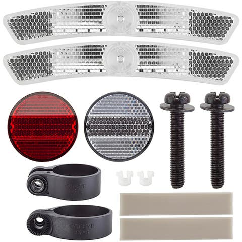 CatEye Bicycle Reflector Kit - One Size