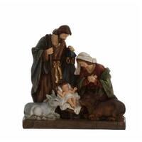 "14.5"" Holy Family Religious Nativity Scene Christmas Figurine"