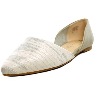 BC Footwear Society   Pointed Toe Synthetic  Flats