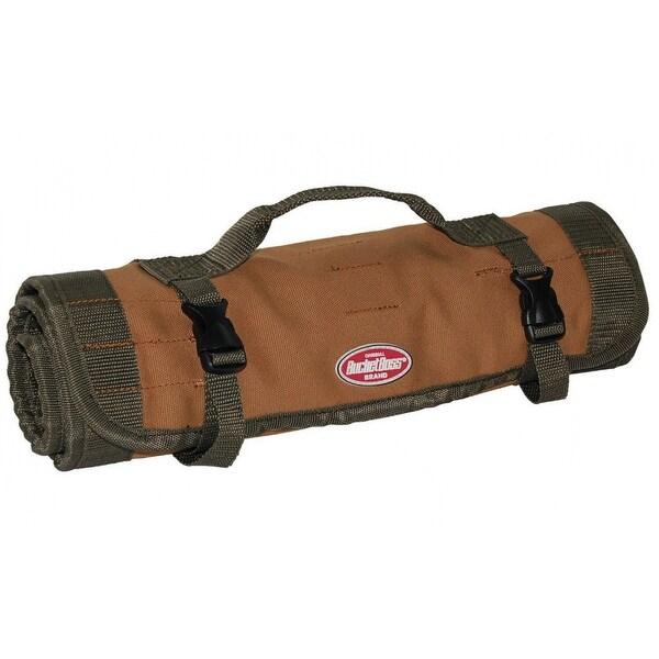 70004 Bucket Boss Tool Roll in Brown