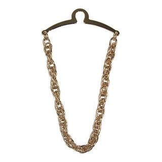 Competition Inc. Men's Double Loop Tie Chain - One size