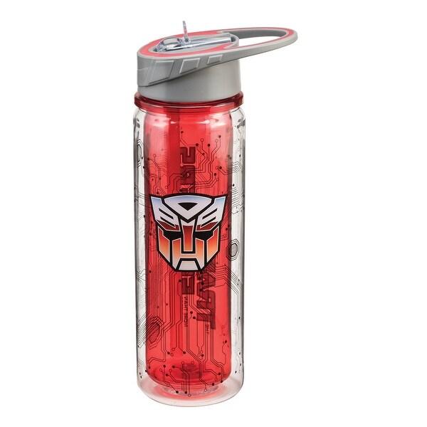 Transformers Tritan Water Bottle
