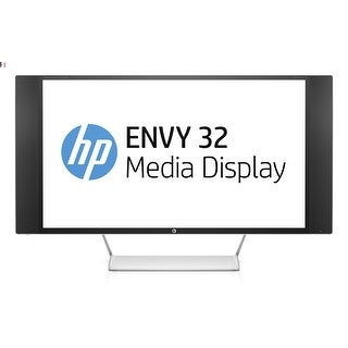 "Refurbished - HP ENVY 32 32"" Media Display Bang & Olufsen 2560x1440 (QHD) HDMI DisplayPort"