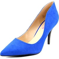 Dolce by Mojo Moxy Tammy Women Cobalt Pumps