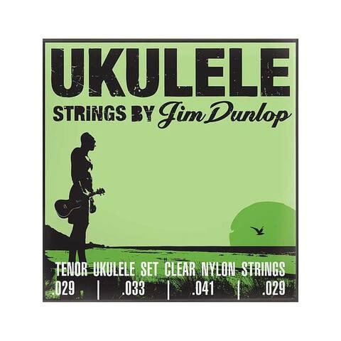 Dunlop Tenor Ukulele Strings (Set of 4)