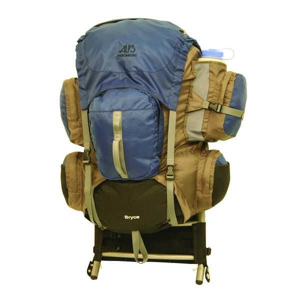 aa0f5733a48 Shop Alps Mountaineering Bryce External Frame Backpack (3