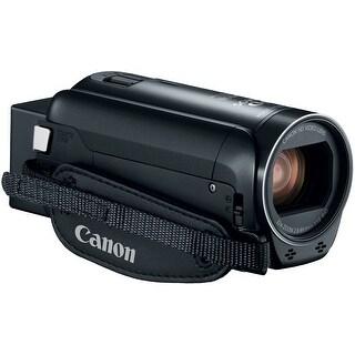 Canon VIXIA HF R800 Camcorder (Black) with 16GB Essential Bundle