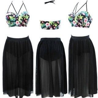 Plus Size Swimsuit Skirt
