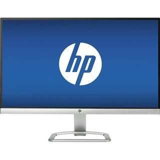 "Refurbished - HP 27es 27"" IPS LED Full HD Monitor 1920 x 1080 7ms VGA, 2 x HDMI"