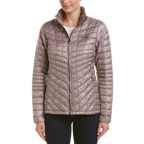The North Face Thermoball Full Zip Jacket - HCV Quail Grey