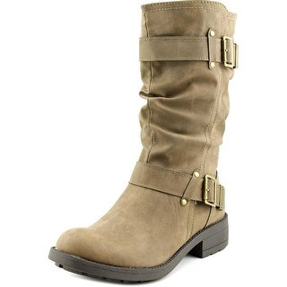 Rocket Dog Trumble Galaxy Round Toe Synthetic Mid Calf Boot