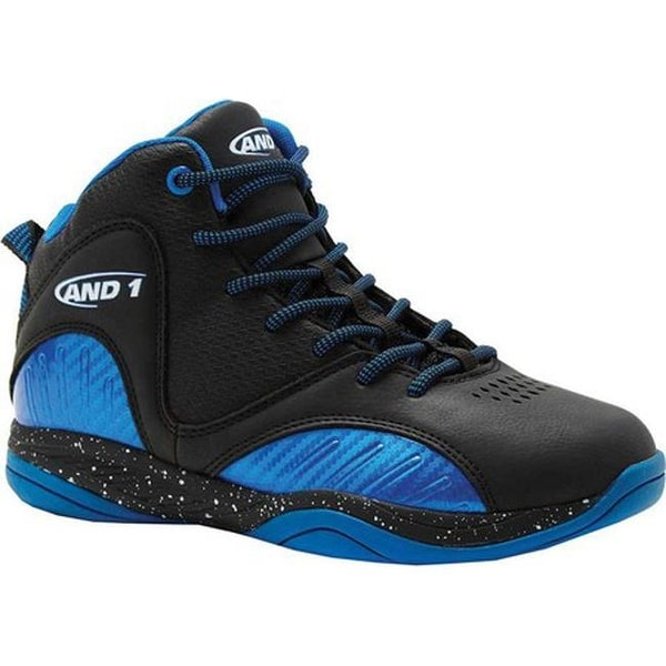 Shop AND1 Boys  Size  M Up Basketball Shoe Black Skydiver Bright ... 0ce4190a9d8