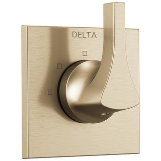Delta T11874  Zura Three Function Diverter Valve Trim - Two Independent Positions, One Shared Position