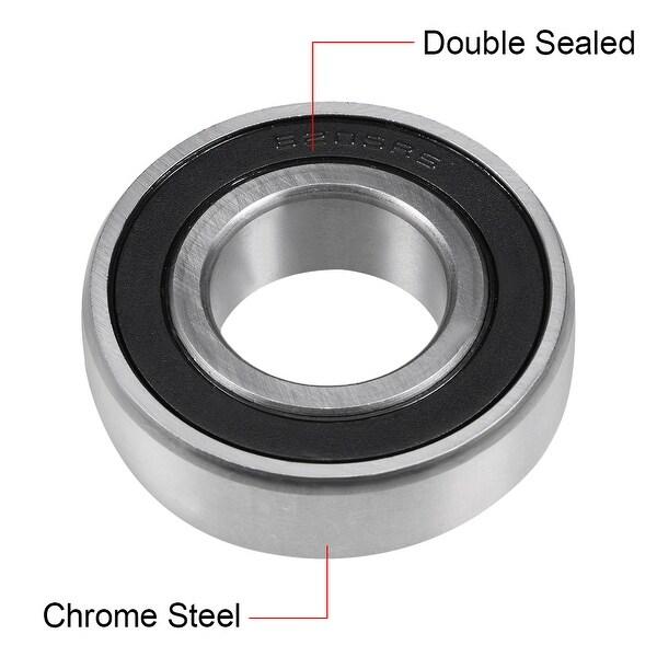 6205 Bearing 6205 2RS Bearing ABEC 5 25x52x15mm Ball Bearing 6205 Ball Bearing