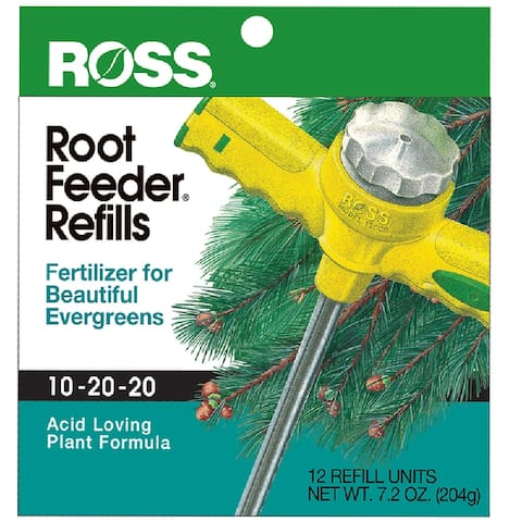 Ross 13290 Root Feeder Refills, 10 - 20 - 20, Liquid