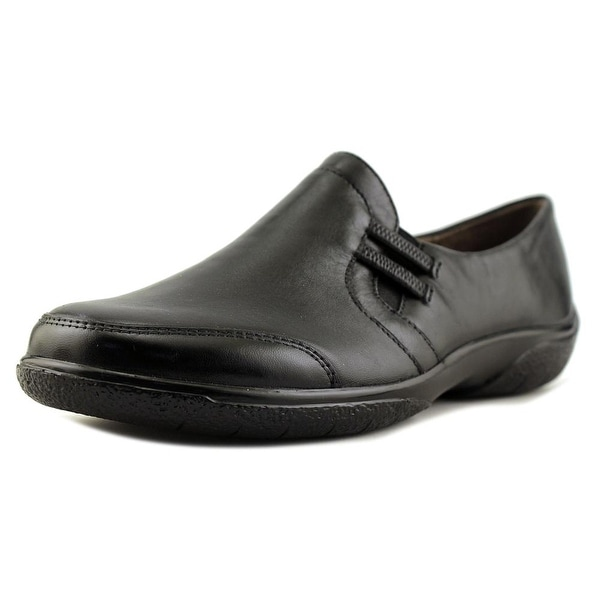 Walking Cradles Ace N/S Round Toe Leather Loafer