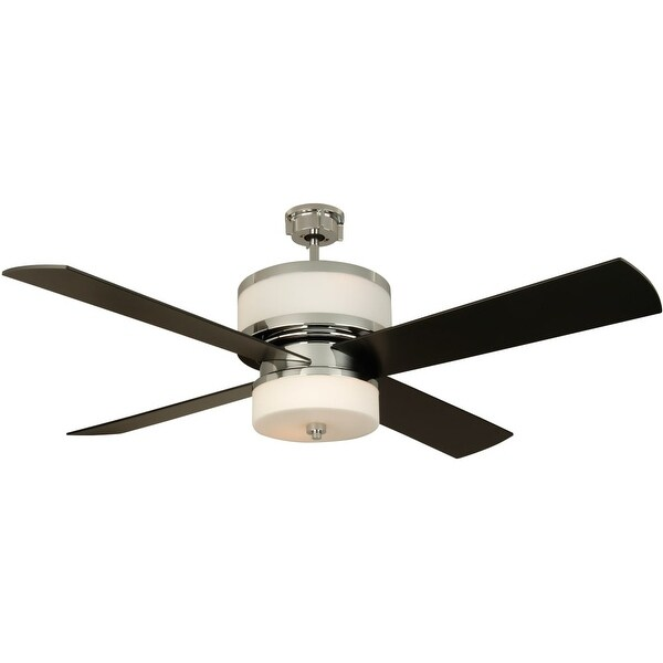"Craftmade Midoro Midoro 56"" 4 Blade Ceiling Fan - Blades, Remote and Light Kit Included"