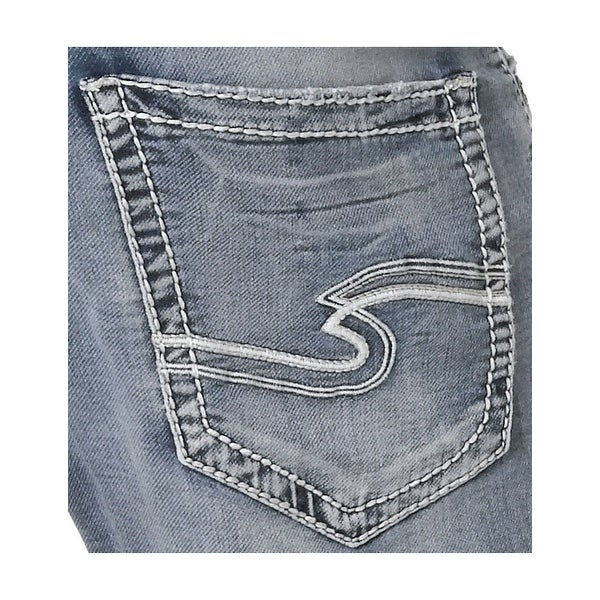 Silver Jeans Mens Zac Bootcut