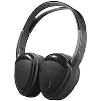Power Acoustik Swivel Ear Pad 2CH Wireless Headphones