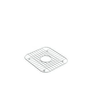 Sterling 11861 Bottom Sink Rack for use with Middleton or Southhaven or McAllister Double Basin Kitchen Sinks