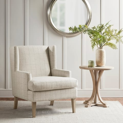 Martha Stewart Decker Accent Armchair