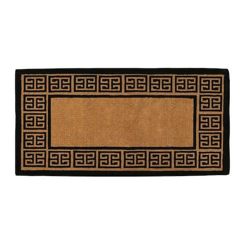 "The Grecian Doormat 3' x 6' x 1.50"" - 36 x 72 in"