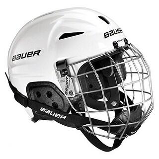 Bauer Unisex Lil Sport Helmet Combo