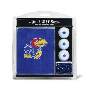 University of Kansas Embroidered Towel Gift Set