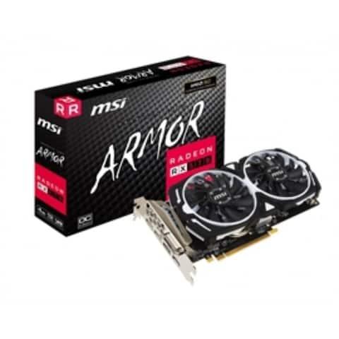 MSI Video Card R570AR4C1 RX570 ARMOR 4G OCV1 Retail