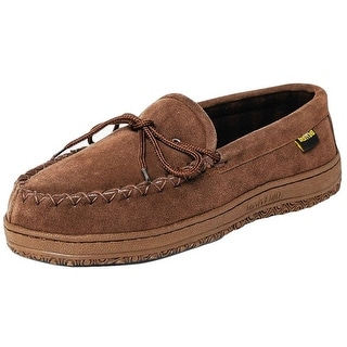 Old Friend Slippers Mens Wisconsin Loafer Moccasin 588161