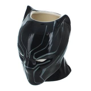 Black Panther Sculpted 16oz Ceramic Mug