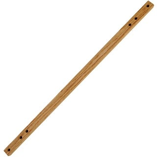 "Oak E-Z Stitch Lap Stand Adapter Bar 30""-"