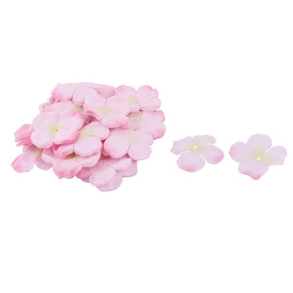 Wedding Fabric DIY Craft Artificial Simulation Flower Petals Light Pink 230pcs