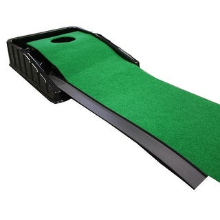 Link to Indoor Putting Green with Ball Return Similar Items in Golf Training Aids