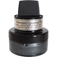 Graphite - Cosmic Shimmer Metallic Gilding Polish