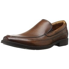 CLARKS Leather Hombre Tilden free Leather CLARKS Square Toe Penny Loafer 58a90c
