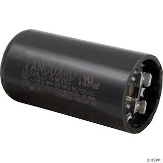 """Start Capacitor, 189-227 MFD, 115v, 1-7/16"""" x 2-3/4"""""""