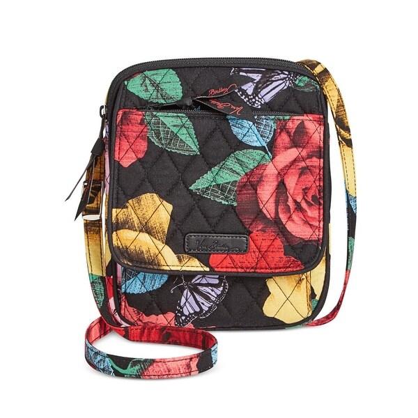 08396c5ed0fa Shop Vera Bradley Womens Hipster Crossbody Handbag Quilted Mini ...