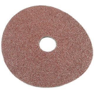 """Forney 71661 Resin Fiber Sanding Discs, 5"""", 36 Grit, 3/Pack"""