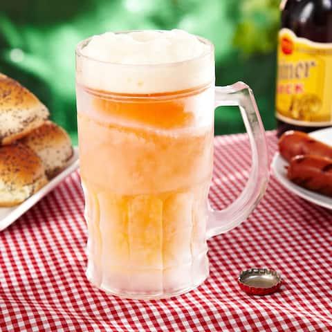 Frosty Iceberg Beer Mug