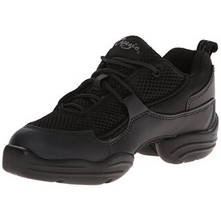 Capezio Women's DS11 Fierce Dance Sneaker (Option: 4.5)