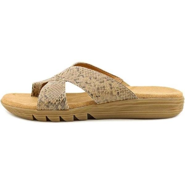 Shop Aerosoles Women S Adjustment Toe Ring Sandal Free