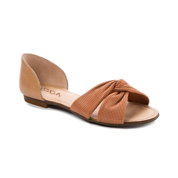 Lucca Lane Darsa Women's Sandals & Flip Flops Melon