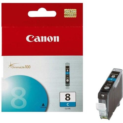 Canon CLI-8C Ink Cartridge - Cyan CLI-8C Ink Cartridge - Cyan